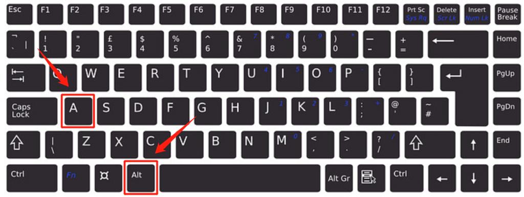 电脑截图快捷键是什么?电脑截图按什么键?